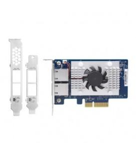 QNAP QXG-10G2T-107 Dual-port 10GbE PCIe Gen2 x4 Network Expansion Card