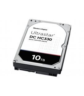 WD/HGST Ultrastar DC HC330 10TB 256MB SATA 512e WUS721010ALE6L4