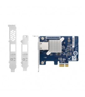 QNAP QXG-5G1T-111C Single-port 4-Speed 5GbE PCIe Gen2 x1 Network Expansion Card