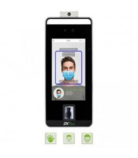 ZKTeco SpeedFace-V5L [TD] Face & Palm Verification and Fever Detection Terminal