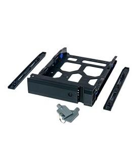 QNAP TRAY-35-BLK02 HDD Tray with Key Lock & 2 Keys for 3.5'' & 2.5'' HDD