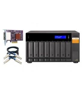 QNAP TL-D800S 8-bay SATA JBOD Storage Enclosure