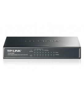 TP-Link TL-SG1008P 8-Port Gigabit Desktop PoE Switch