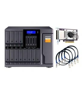 QNAP TL-D1600S 16-bay SATA JBOD Storage Enclosure