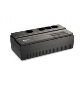 APC Easy-UPS BV 650VA 375W AVR 4 Schuko Outlets LCD BV650I-GR