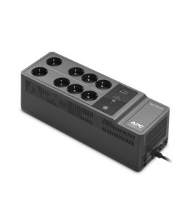APC Back-UPS 650VA 400W 8 Schuko Outlets & USB Charging Port BE650G2-GR