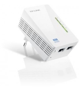 TP-Link TL-WPA4220 AV500 2-Port WiFi N300 Powerline Extender
