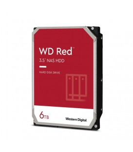 WD Red™ 6TB 256MB SATA WD60EFAX