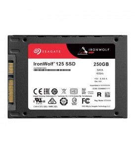 Seagate IronWolf™ NAS 125 SSD 250GB SATA 3D TLC - ZA250NM1A002
