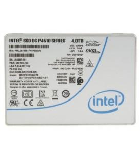 Intel DC P4510 Series U.2 NVMe 4TB - SSDPE2KX040T801