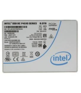 Intel DC P4510 Series U.2 NVMe 8TB - SSDPE2KX080T801