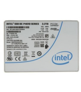 Intel DC P4610 Series U.2 NVMe 3.2TB - SSDPE2KE032T801