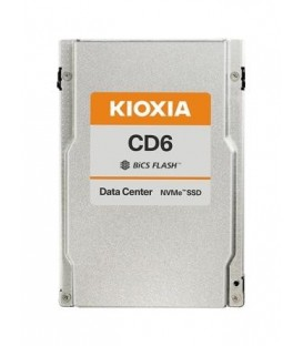 KIOXIA CD6-R Series 800 GB Data Center U.3 NVMe™ SSD - KCD61VUL800G