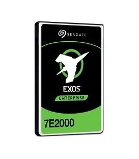 Seagate Enterprise Exos™ 7E2000 2.5'' 1TB 128MB SAS 512e SED ST1000NX0373