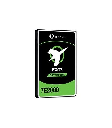 Seagate Enterprise Exos™ 7E2000 2.5'' 2TB 128MB SATA 512e ST2000NX0253