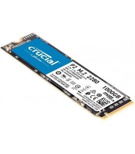 Crucial P2 3D NAND NVMe PCIe M.2 SSD 1TB CT1000P2SSD8