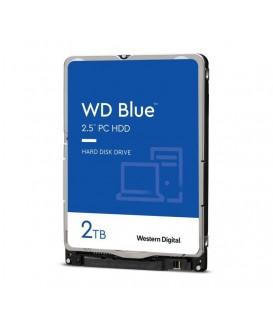 WD Blue™ PC Mobile 2TB 128MB SATA WD20SPZX