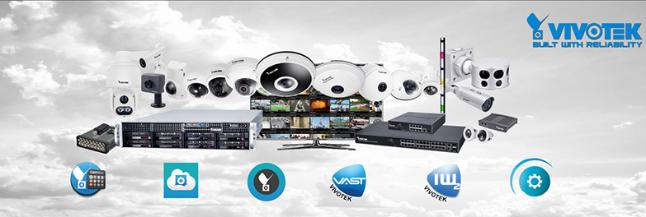 Vivotek Products Banner